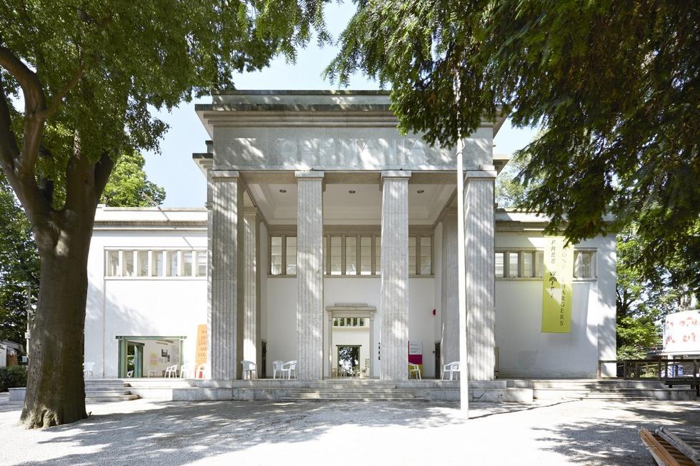 Pawilon Niemiec, 15. Biennale Architektury w Wenecji