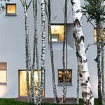 """Sun Garden"" - energooszczędny dom projektu Menthol Architects"