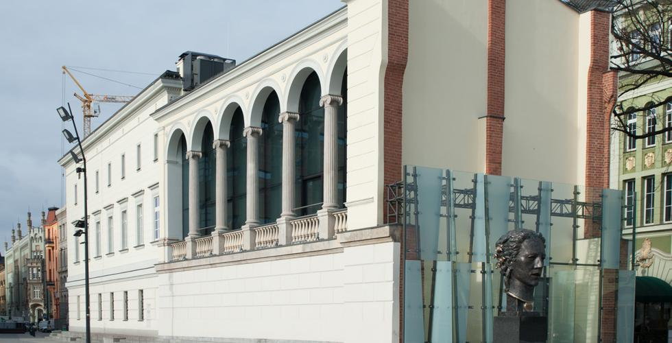 Otwarcie Muzeum Teatru im. Henryka Tomaszewskiego we Wrocławiu